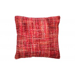 Coussin Karl rouge