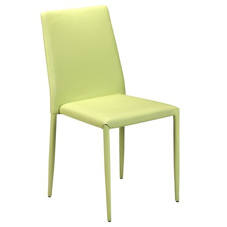 Table empilable Jazz coloris Vert anis
