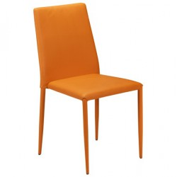 Table empilable Jazz coloris Orange