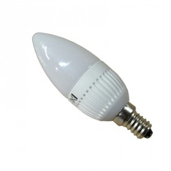 Ampoule LED Flamme E14 230V