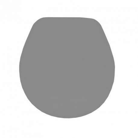 Abattant WC Gris Taupe